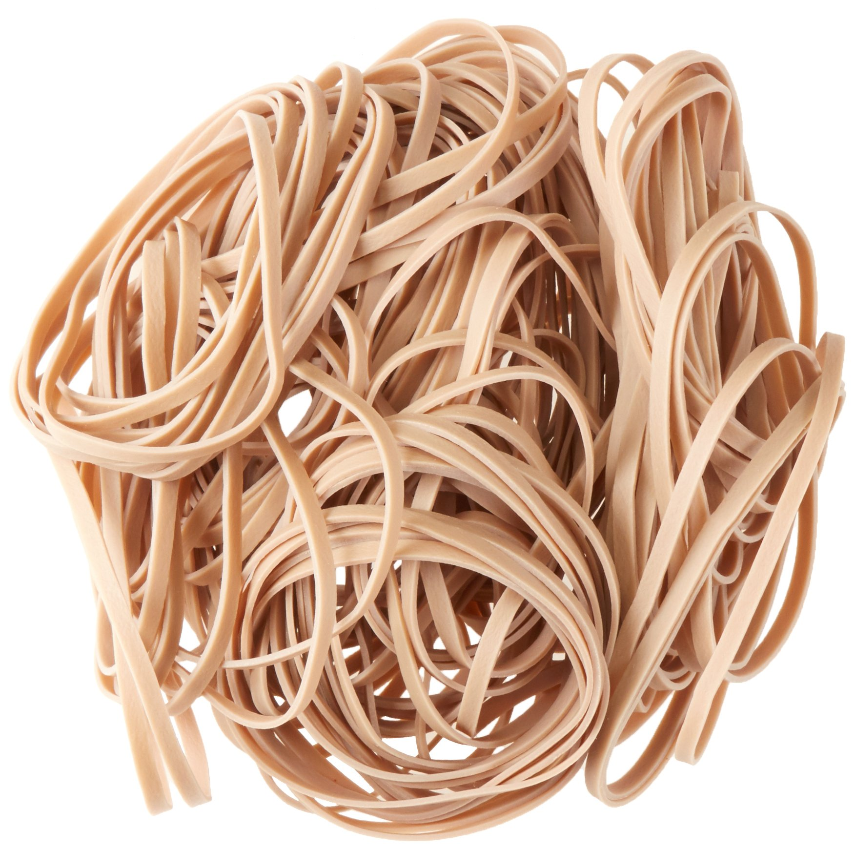 AmazonBasics Rubber Bands, Size 33 (3-1/2 x 1/8 Inch), 600 Bands/1 lb. Pack, 3-Pack