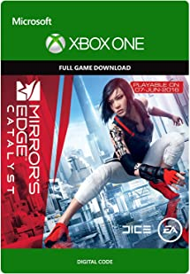 Mirror's Edge Catalyst - Xbox One Digital Code