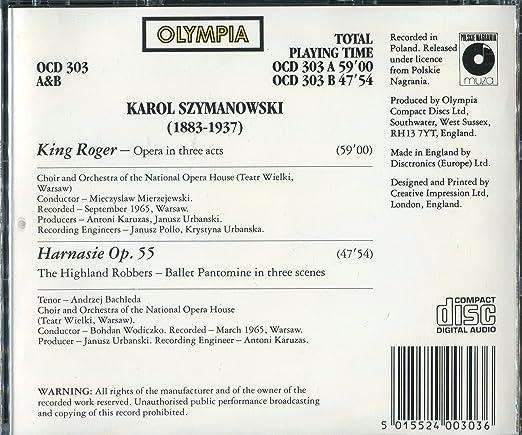 Szymanowski - Opéras - Page 2 81ebh4T8brL._SX522_