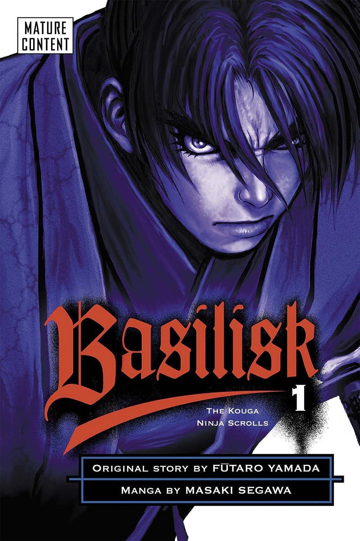 Basilisk Vol. 1 See more