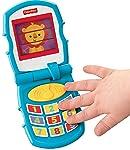 Fisher-Price Juguete Teléfono Sonidos Divertidos