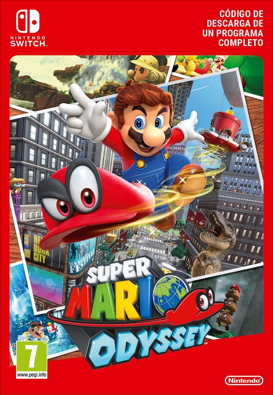 Super Mario Odyssey | Nintendo Switch - Código de descarga: Amazon.es: Videojuegos