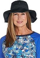 Coolibar UPF 50+ Women's Chlorine Resistant Bucket Hat - Sun Protective