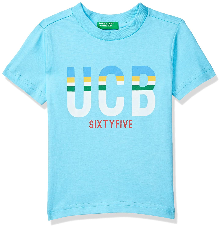 Benetton Baby-Boy's Classic Fit T-Shirt