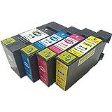 PGI1300XL/4MP 4色セット キャノン  互換インク canon MAXIFY MB2030 MAXIFY MB2330 対応 ICチップ付 1年保証付