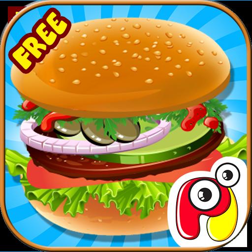 Fabricante de la hamburguesa tienda cocina juego - Hamburguesa Hacedor Shop - Chef Master Free Juegos de Cocina: Amazon.es: Appstore para Android