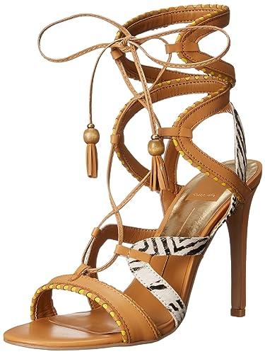 0a7465526ba Dolce Vita Women s Haven Gladiator Sandal Caramel Multi 6.5 ...