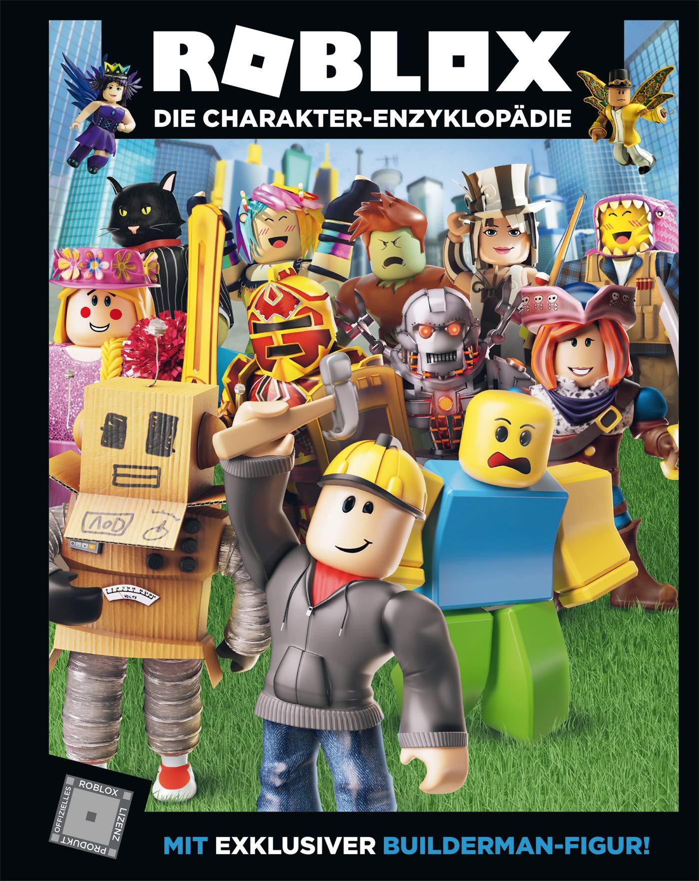 Roblox   Die Charakter Enzyklopädie mit exklusiver Builderman ...