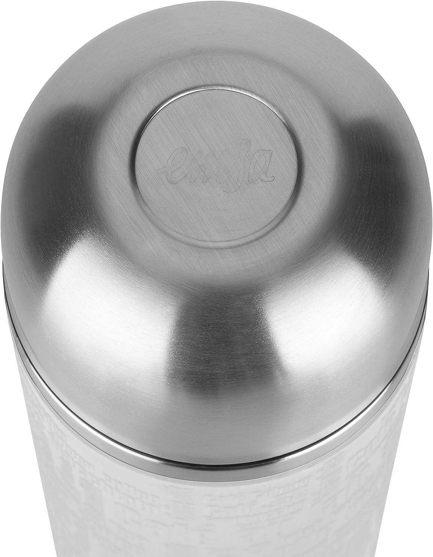 rouge fermeture Safe Loc Emsa 515712 SENATOR- Bouteille isotherme avec gobelet 500 ml Soft Touch