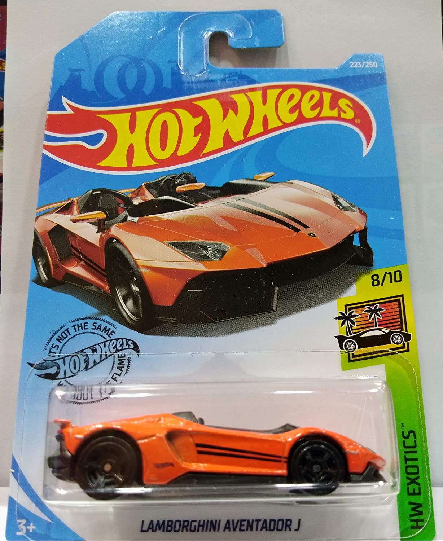 Buy Hot Wheels Lamborghini Aventador J 223/250 Exclusive by