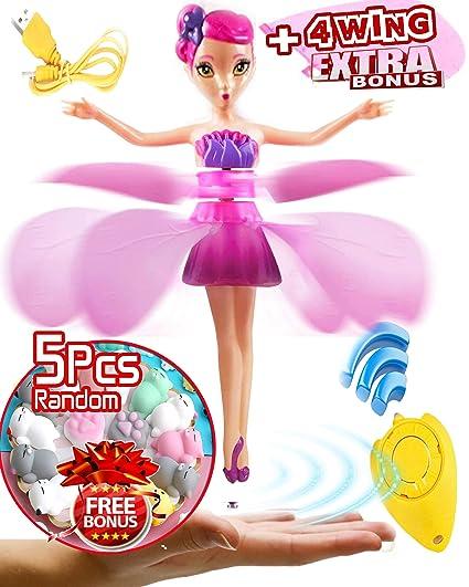 Akargol Flying Fairy Doll