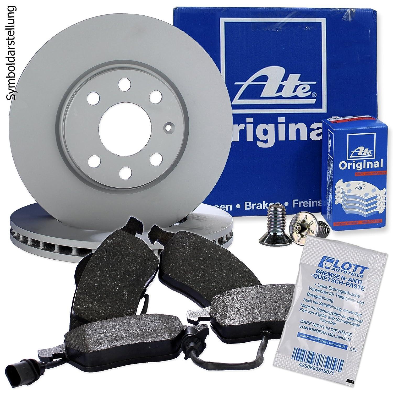 Bremsbeläge Bremsklötze Bremsen für vorne die Vorderachse* Peugeot 406