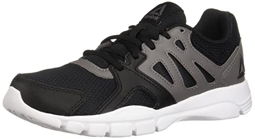 bf37dd18cb6d1 Reebok Women s Trainfusion Nine 3.0 Cross Trainer Black Shark White 5 ...