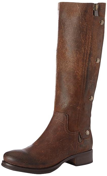 Now 1765, Damen Stiefel & Stiefeletten Braun Marron (Crazy Cuoio Ottone)  39: Amazon.de: Schuhe & Handtaschen