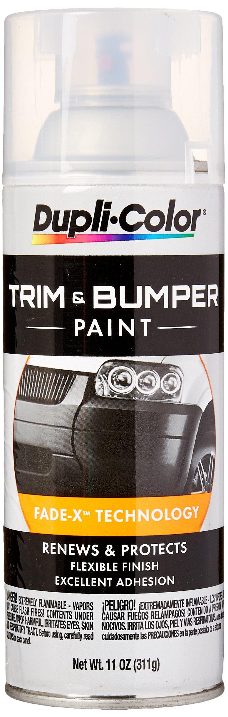 Dupli-Color TB100 Trim and Bumper Paint - 11 fl. oz.