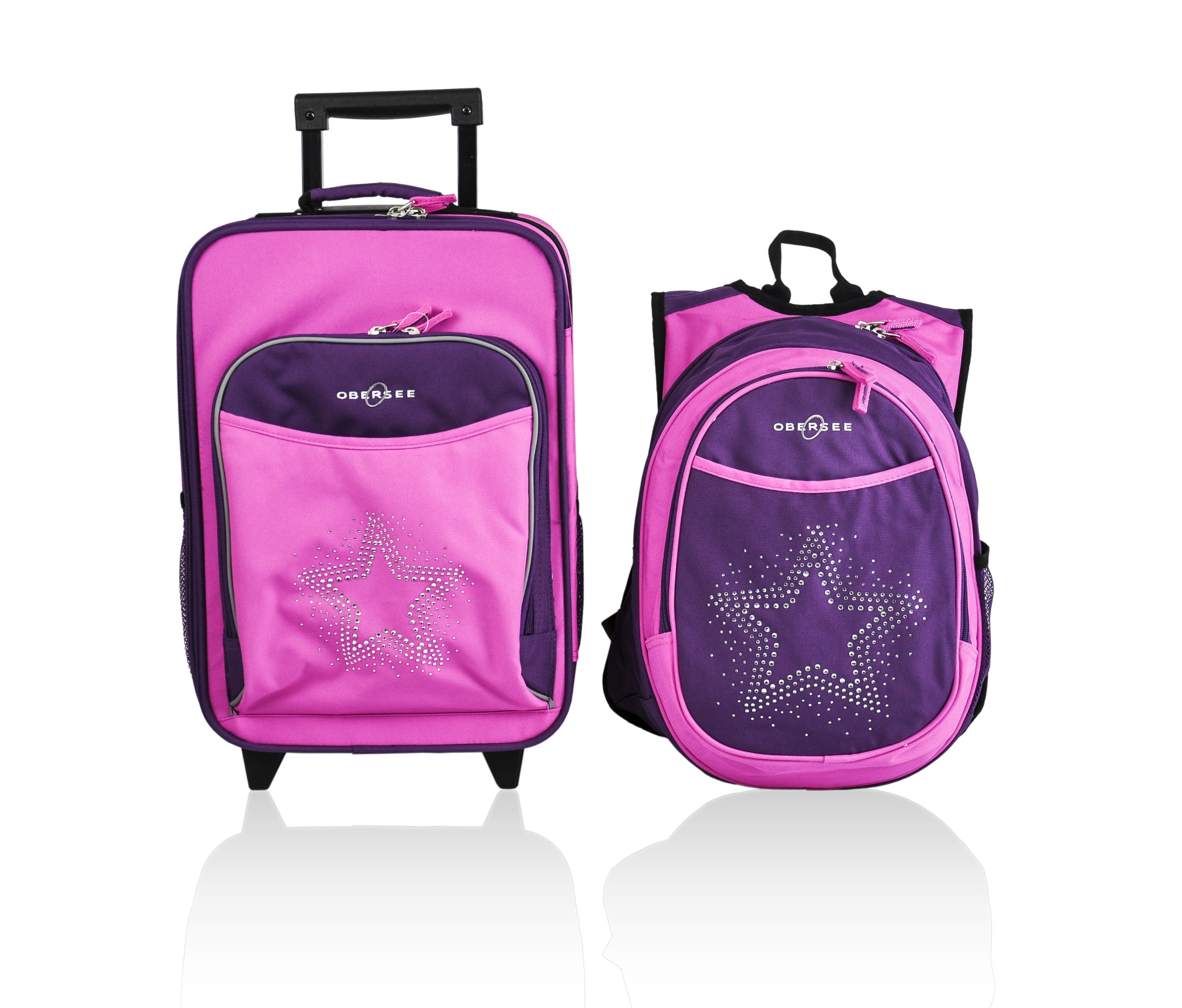 Amazon.com: Obersee Kids Luggage and Backpack with