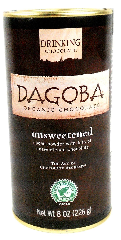Amazon.com : Dagoba Organic Chocolate - Hot Drinking Chocolate ...