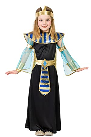 Disfraz Egipcia (3-4 AÑOS)