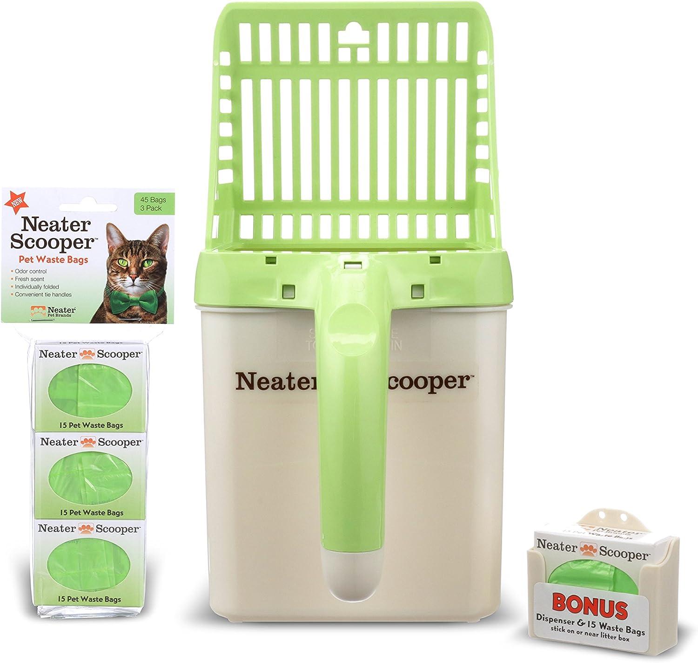 10. Neater Pet Brands Cat Litter Disposal System