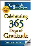 The Gratitude Book Project: Celebrating 365 Days of Gratitude