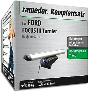 Dachträger Aurilis Original für Ford Focus II Schrägheck 3//5Türer 11//04-04//11