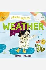 Nerdy Babies: Weather Kindle Edition