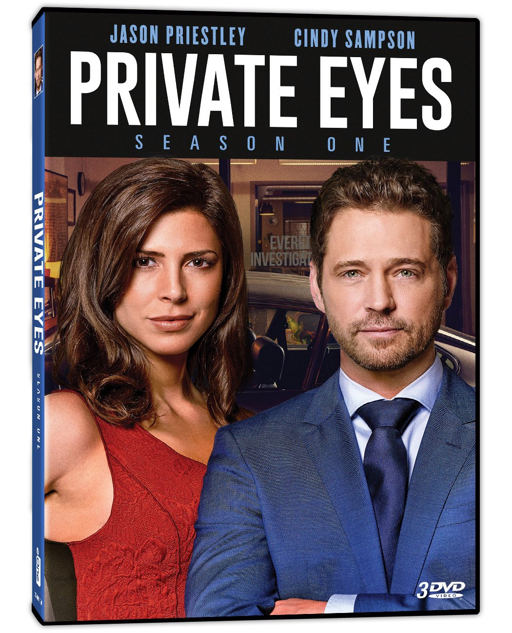 Private Eyes - Season 01 by Sony Pictures Home Entertainment