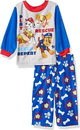 Nickelodeon Paw Patrol Toddler Boys 2 Piece Pajama Set