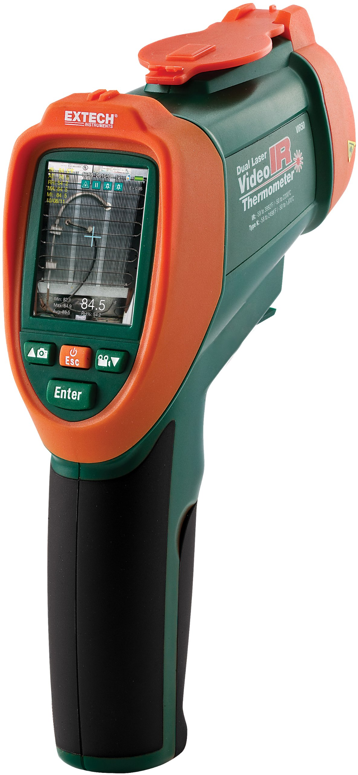 Extech VIR50 Video IR Thermometer