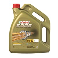 Castrol 52605 EDGE Titanium - Aceite para motor FST 5W-30 C3