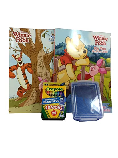 Amazon.com: Gift Set of Two Disney Coloring Books (Assorted ...