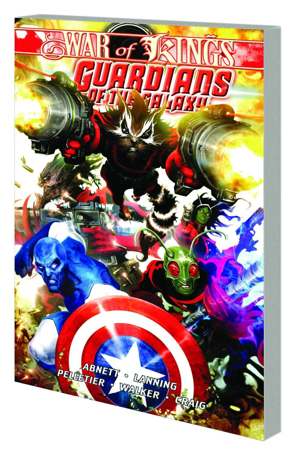 Download Guardians of the Galaxy, Vol. 2: War of Kings, Book 1 ebook