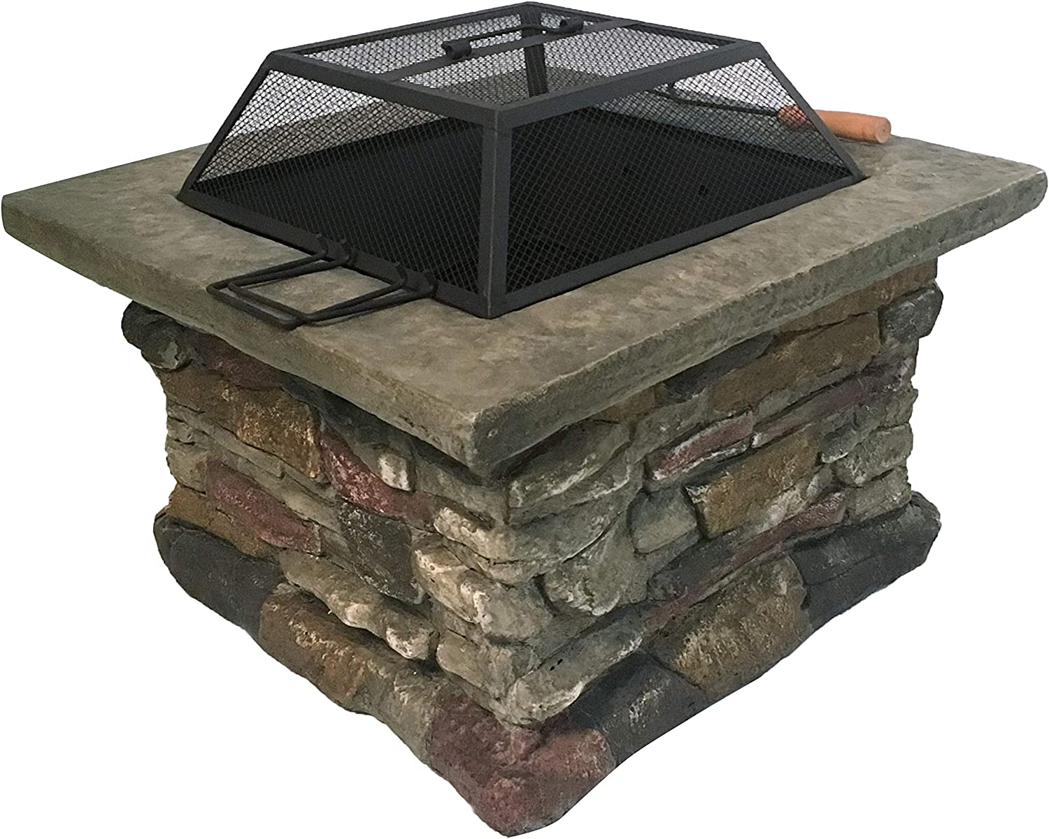 Amazon Com Margo Garden Products Fpw 19801 Dragon Fire Pit