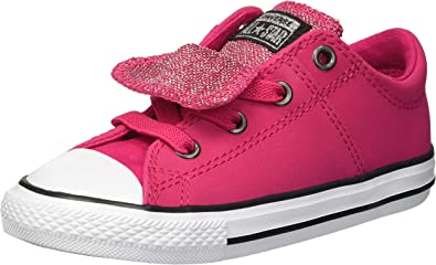 Converse All Star Ox Pink White Infant Toddler Little Kids Girls Shoes Sizes
