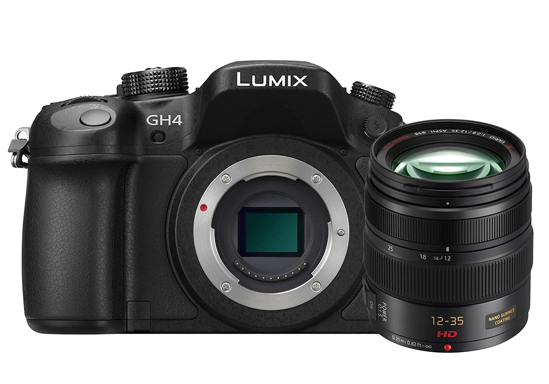Panasonic Lumix GH4A