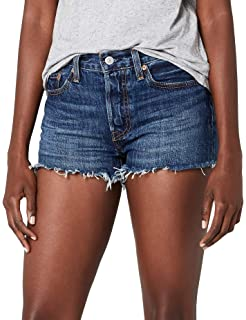 Levis 501 High Rise Short Pantalones Cortos para Mujer: Amazon.es ...