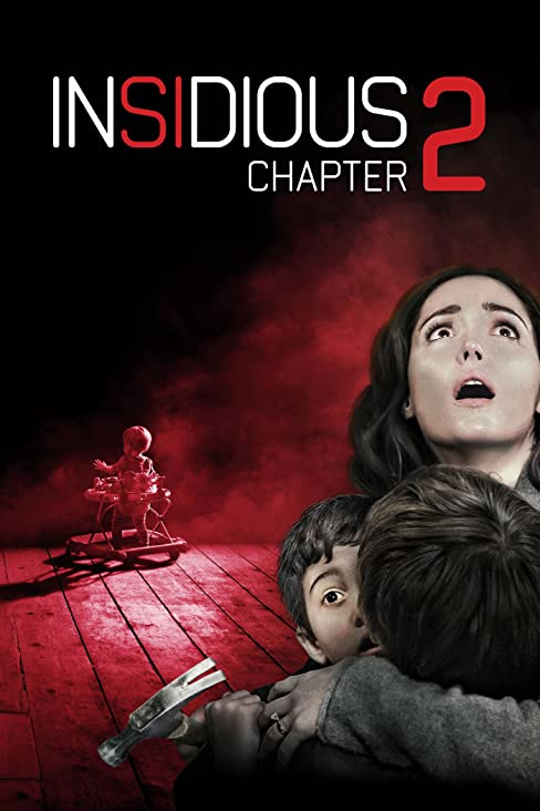 Insidious: Chapter 2 2013 BluRay 720p Dual Audio Hindi Eng