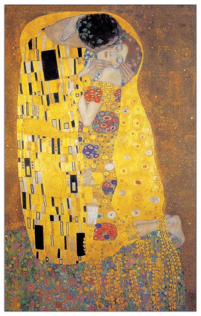 Klimt - Pannello Decorativo