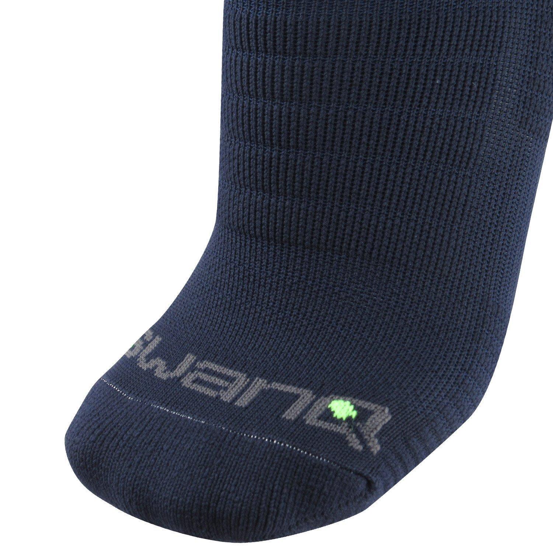 Swanq Asunder Rising Star Premium Reversible Basketball Crew Socks