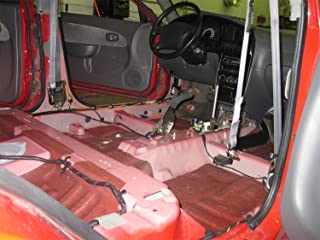 product image for HushMat 665001 Sound and Thermal Insulation Kit (1993-2004 Jeep Grand Cherokee - Floor)