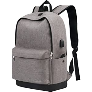 Amazon.com  Laptop Backpack-Beyle Anti-Theft Water Resistant Travel ... 4384c551bf72e