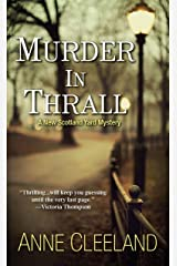 Murder In Thrall (A New Scotland Yard Mystery Book 1) Kindle Edition