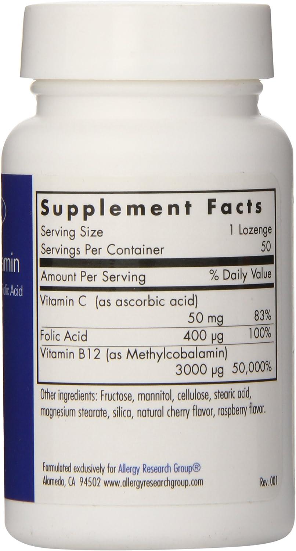 Vitamin Supplements Allergic Reaction