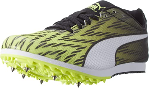 Puma Evospeed Star 5 Junior, Zapatillas de Running Unisex Niños, Amarillo (Safety Yellow Black White 03), 35.5 EU: Amazon.es: Zapatos y complementos