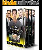 My Billionaire A-Z Box Set: Books 1-3: A Clean Billionaire Romance Series