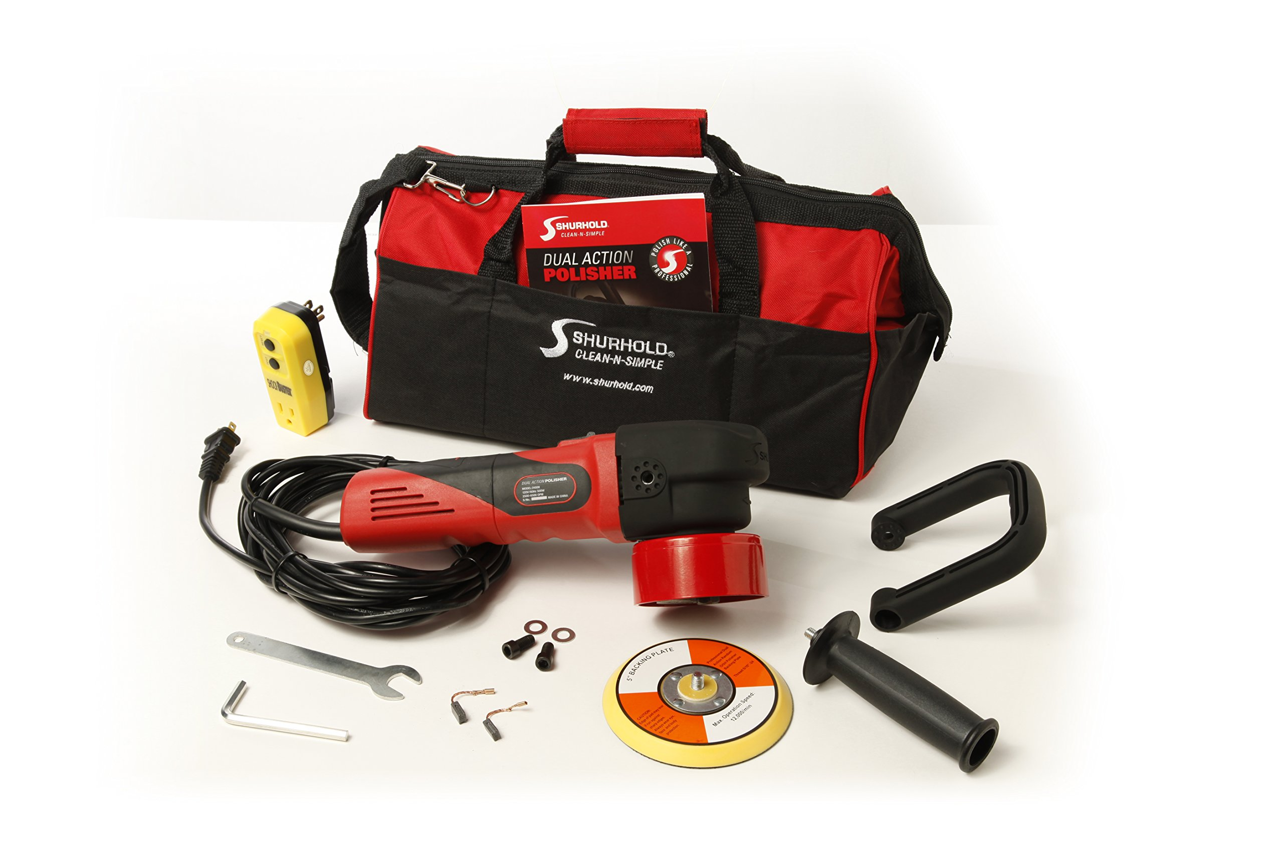 Shurhold 3101 Dual Action Polisher Starter Kit by Shurhold (Image #3)