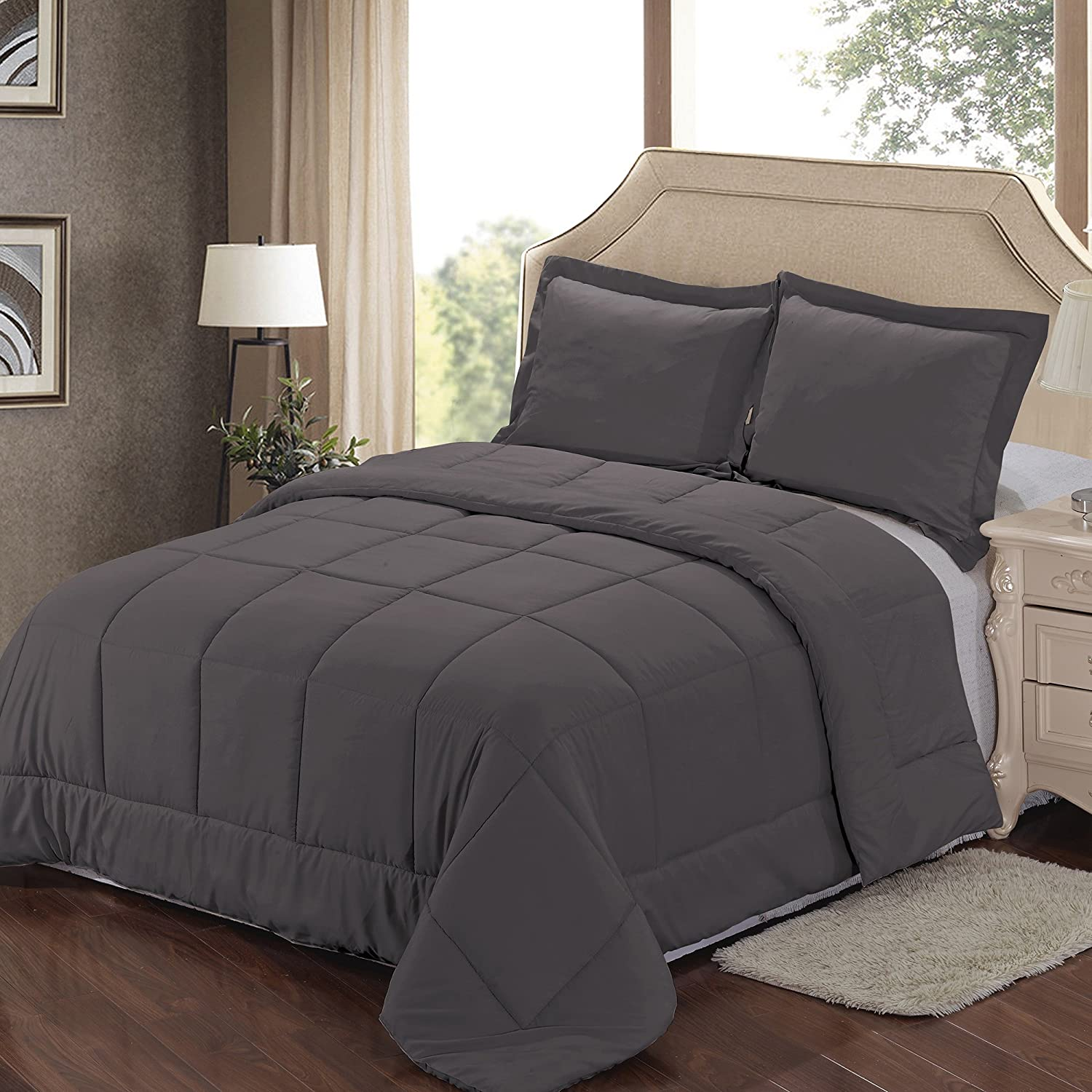 in flair warm size any washable microfiber durable highly sets cozy easy enhance design queen deluxe look burgundy with the cover modern filling extraordinary brown soft stylish dry grey elegant extra piece bedroom comforters beds colors set and for wash feel inspiring comforter of masculine to