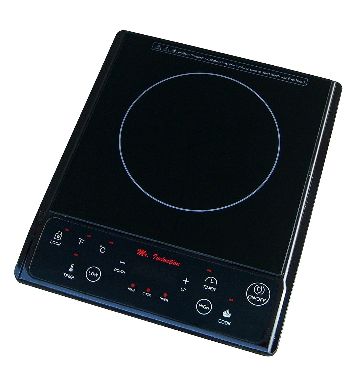 SPT SR-964TB 1300W Induction in Black (Countertop) 11.8 x 14.2 x 2.5 Inch