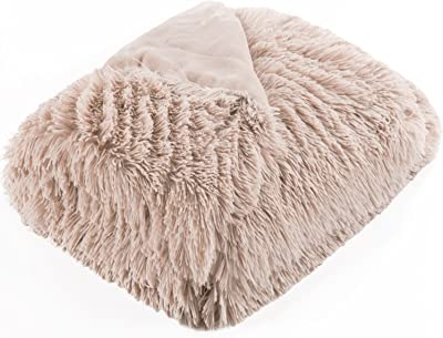 Amazon Com Catalonia Wine Colored Sherpa Throws Blanket
