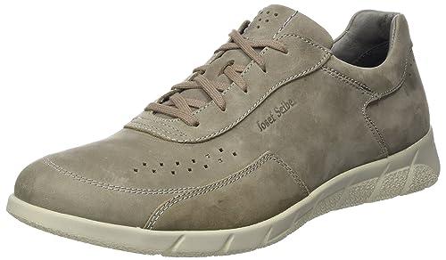 Josef Seibel Cliff 17, Sneaker Uomo, Grigio (Grau 710), 45 EU